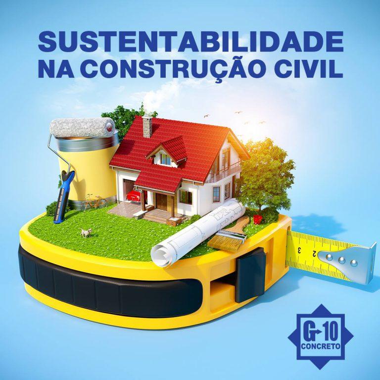 Sustentabilidade na Construção Civil – Gestão de Resíduos