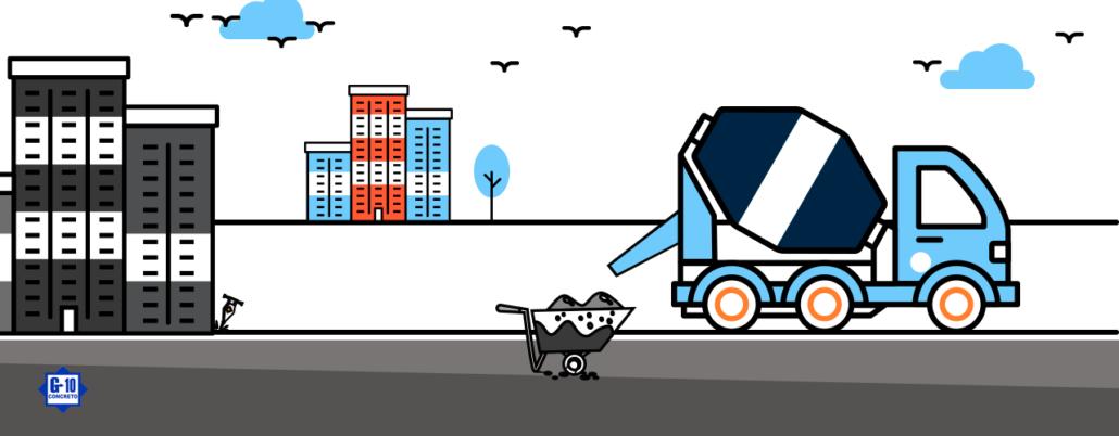 Veja 6 tipos de concreto que poderão ser utilizados na sua obra