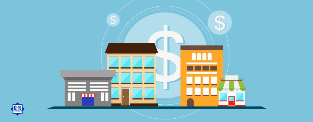 Investimentos em imóveis Comerciais